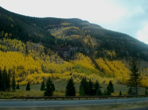 Autumn is in the air in Colorful Colorado.!